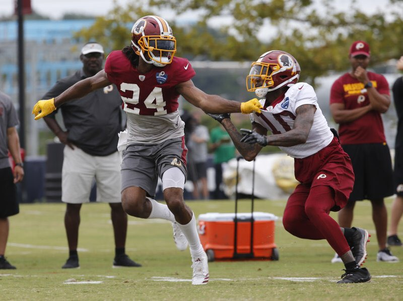 Redskins release CB Josh Norman and WR Paul Richardson.