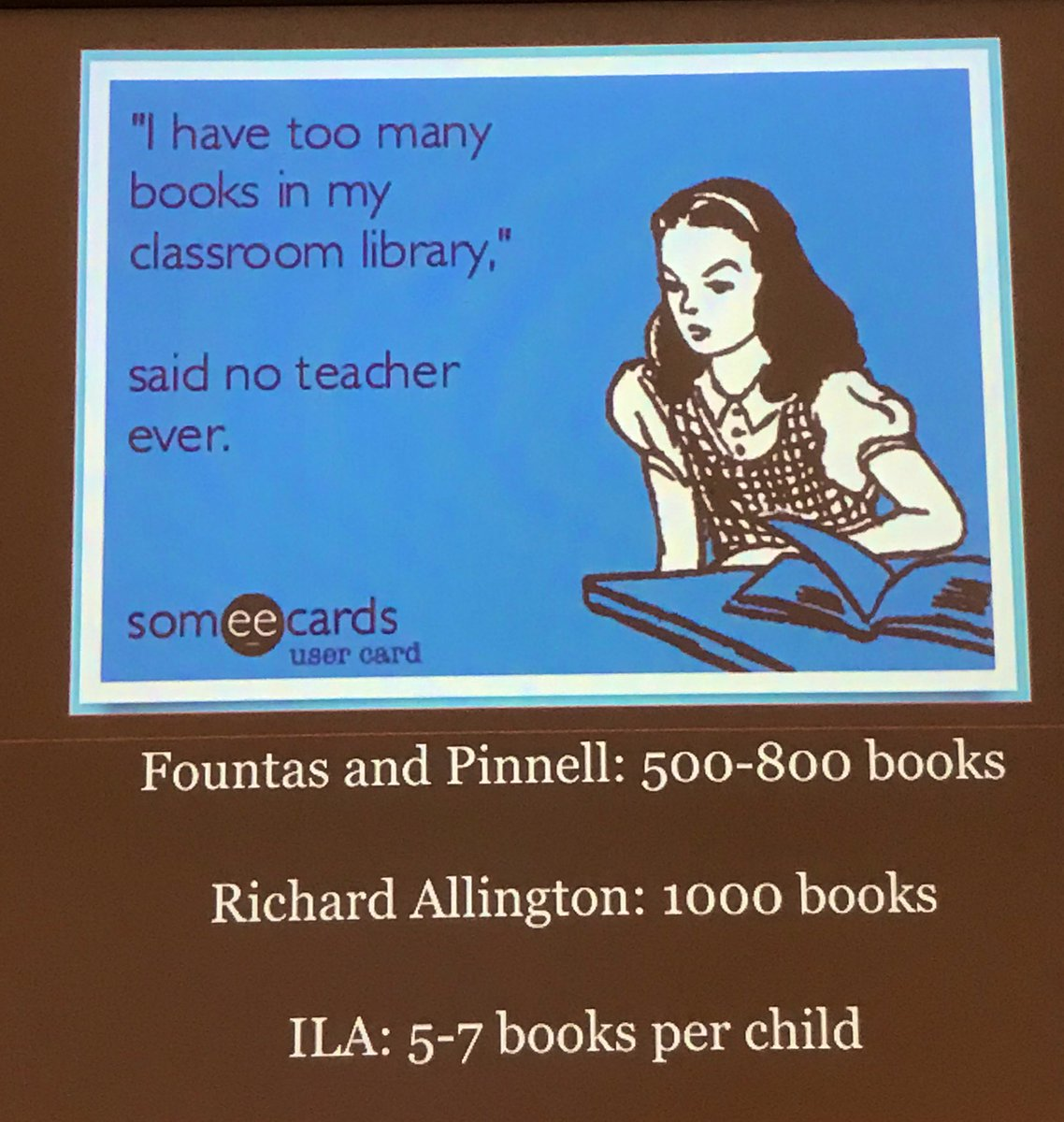 🤣🤣🤣 (It's funny because it's TRUE!) @donalynbooks #neverenough