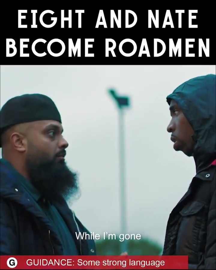 This is the hardest I've ever cringed. #ManLikeMobeen