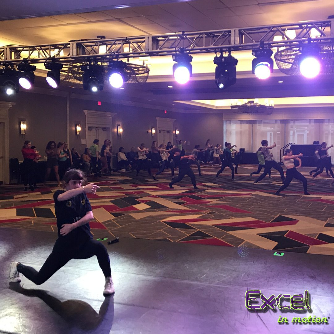 MURFREESBORO, TN - Early registration opens at 2pm today. We can't wait to dance with you this weekend! #ExcelinMotion #DanceConvention #DanceGoals #Inspirepic.twitter.com/qXjqFO1FN3