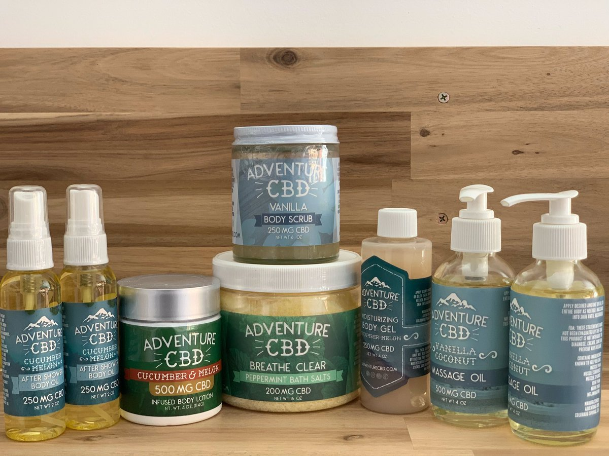 DONT FORGET!! (TODAY ONLY) 10% off all bath and body products!  We are open from 10:00am to 8:00pm! Stop on by and get your Valentines Day shopping out of the wayyyyy! #cbd #cbdhealth #cbdproducts #madisoncbd #cbdlife #cbdhemp pic.twitter.com/auzN8vC5Nh