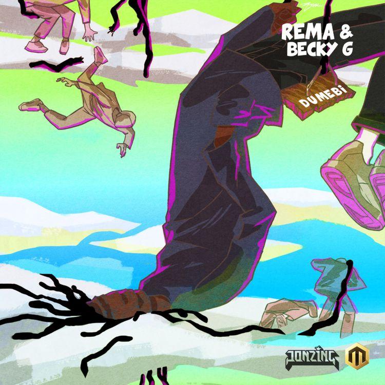 #NowTrending📈 @heisrema - 'Dumebi Remix' ft. @iambeckyg Listen here: amack.it/rdrmx