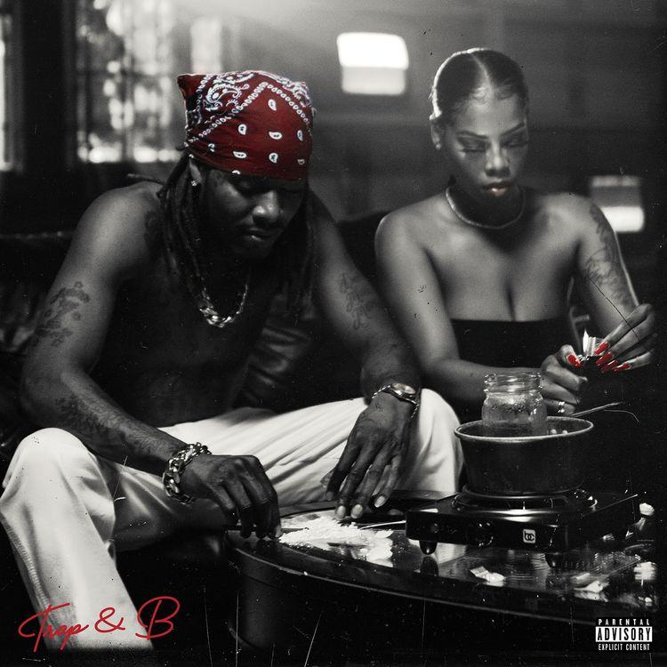 #NowTrending📈 @fettywap - 'Trap & B' Listen here: amack.it/fwtrpb