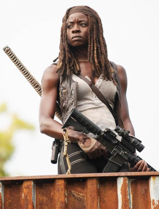 Happy birthday, Danai Gurira! Today the American actress turns 42 years old, see profile at: