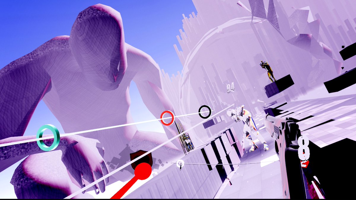 .@CloudheadGames' Pistol Whip and @LondonStudioHQ's Blood & Truth win at 2020 DICE Awards -