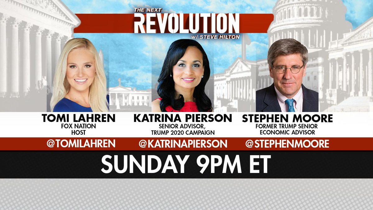AND WE'RE LIVE! Who's watching #NextRevFNC?