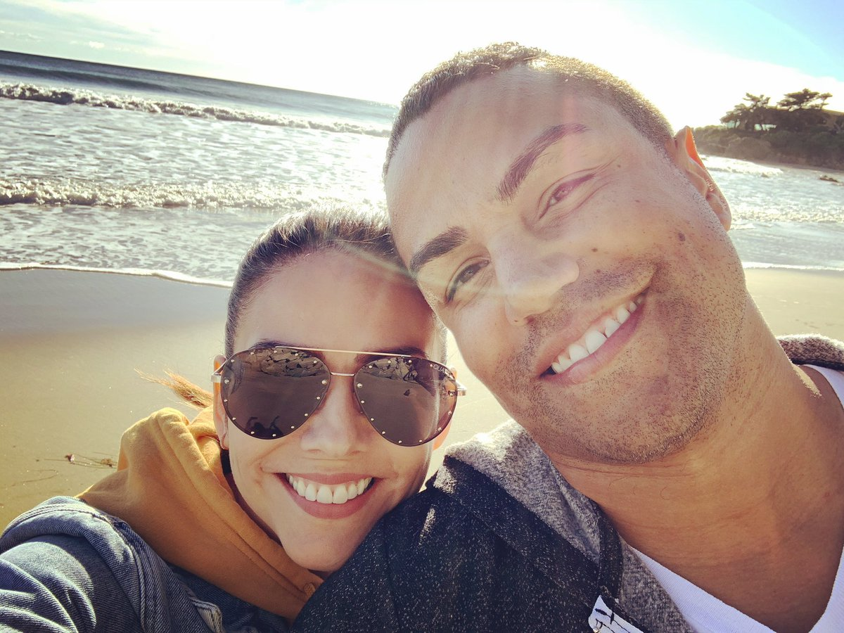 Happy Valentines Day to my Papi Chulo! Your love is truly one of a kind. Thank you for showing me the true meaning of ever lasting love. You have my heart forever! Te amo muchisimos!!! @tjjackson9 #love #unity #hemakesmesmilepic.twitter.com/VV8HQ35IqB
