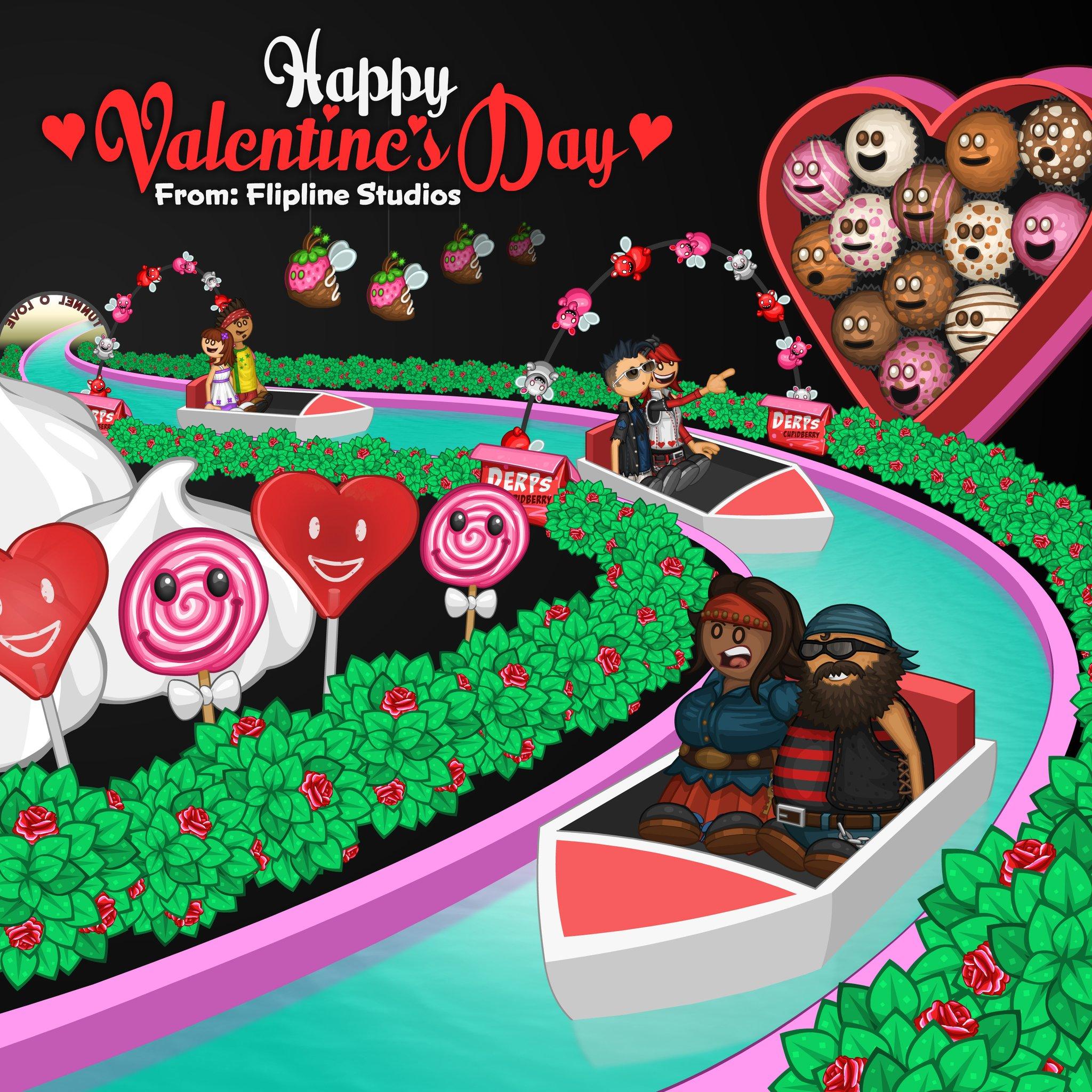 Flipline Studios On Twitter Happy Valentine S Day From Flipline