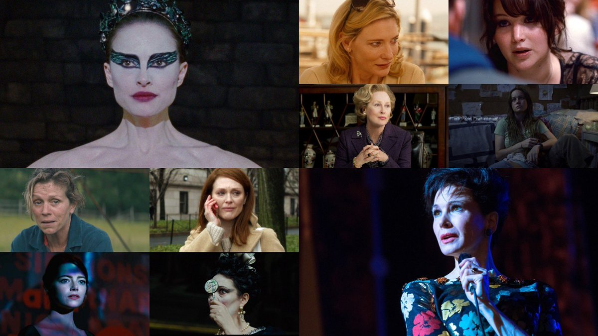 "WEEKLY POLL: ""Who Is Your Favorite Best Actress Oscar Winner Of The Decade?""  VOTE HERE: https://www.nextbestpicture.com/the-polls.html   #Oscars #AcademyAwards #Movies #Film #Cinema #NBPpolls #FilmTwitterpic.twitter.com/PfnSjghhVc"