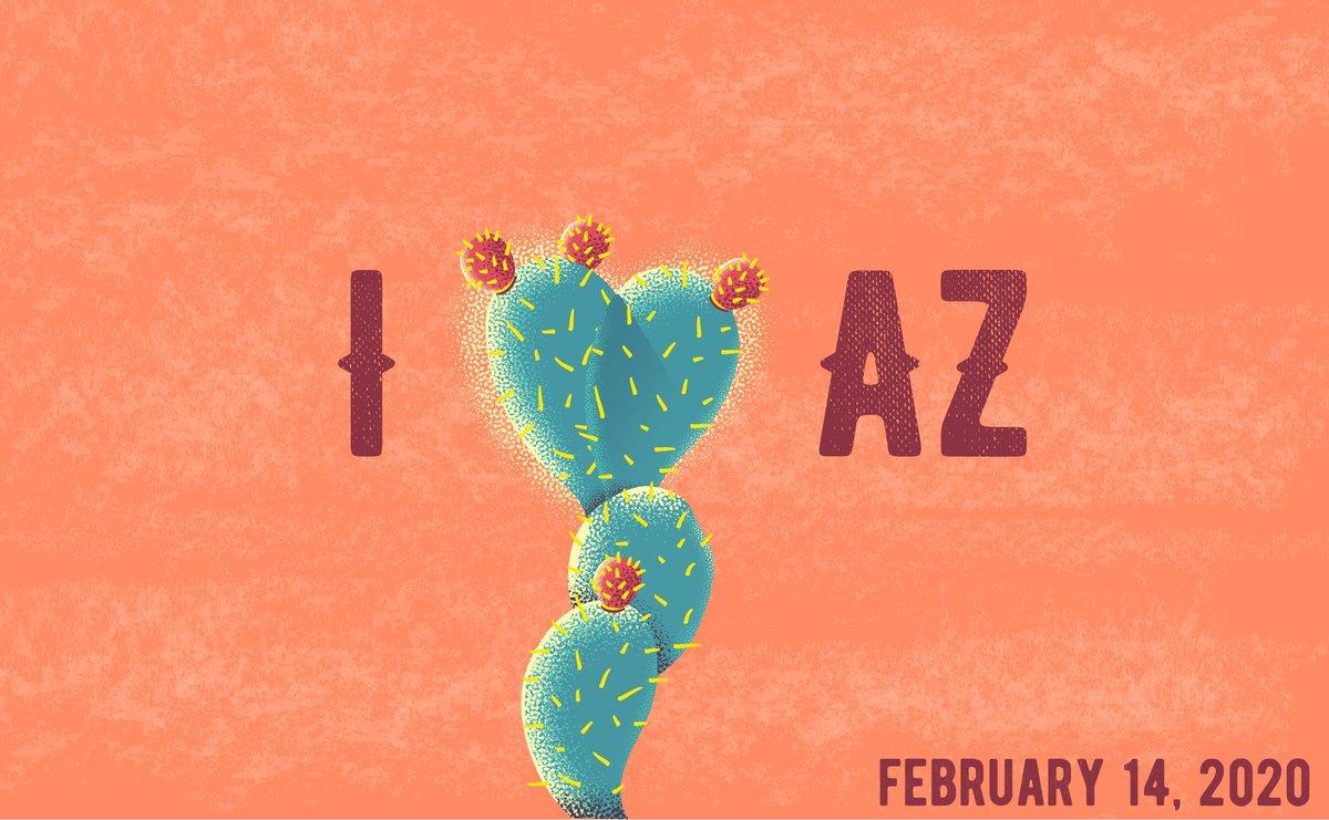 RT if you ❤️ Arizona! #LoveAZ #AZBirthday