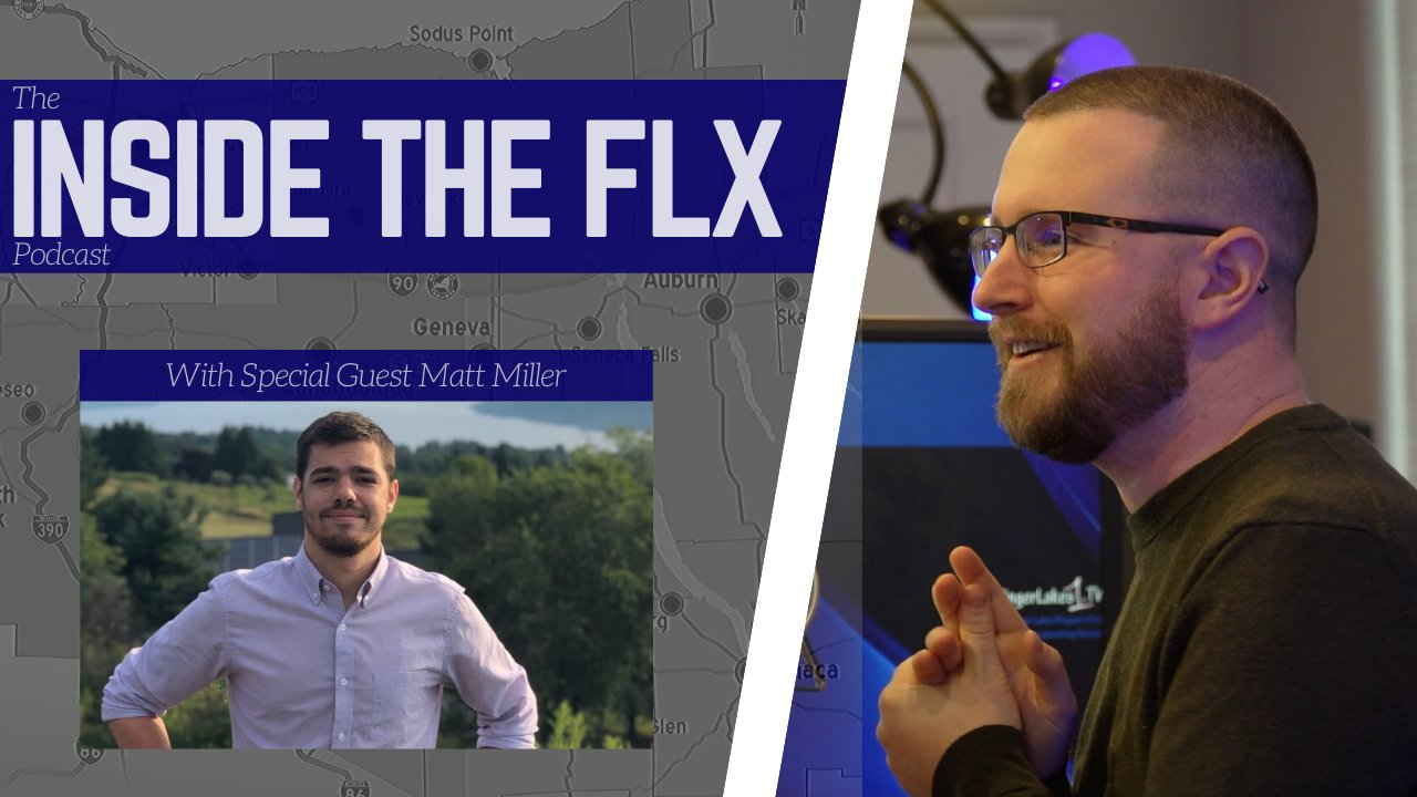 INSIDE THE FLX: Matt Miller talks campaign for NYS Assembly (podcast)