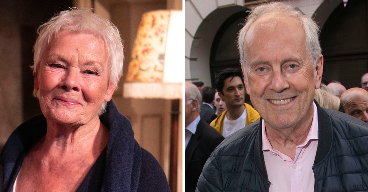National treasure, #JudiDench, in conversation with @GylesB1 at the @_bridgetheatre – what a winner!  https://www. whatsonstage.com/london-theatre /news/judi-dench-gyles-brandreth-bridge_50955.html?utm_source=twitter&utm_medium=social&utm_campaign=15february2020   … <br>http://pic.twitter.com/LozDlpq3Dn