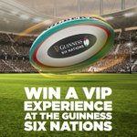 Image for the Tweet beginning: A Guinness VIP experience for