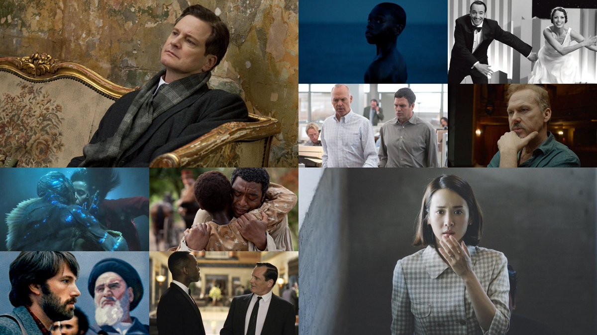 """WEEKLY POLL: """"Which Is Your Favorite Best Picture Oscar Winner Of The Decade?""""  VOTE HERE: https://www.nextbestpicture.com/the-polls.html  #Oscars#AcademyAwards#Movies #Film #Cinema #NBPpolls #FilmTwitterpic.twitter.com/xntxFFJW9H"""