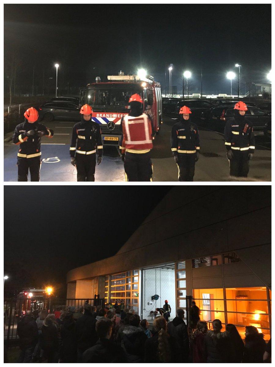 Melding brandweer Assen