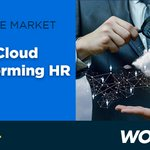 Image for the Tweet beginning: Moving to #CloudHR? This @WorksoftInc-sponsored