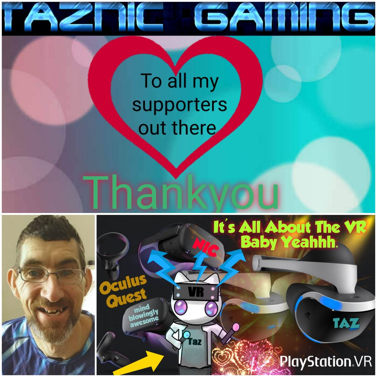 Just a little Thankyou from Taz folks