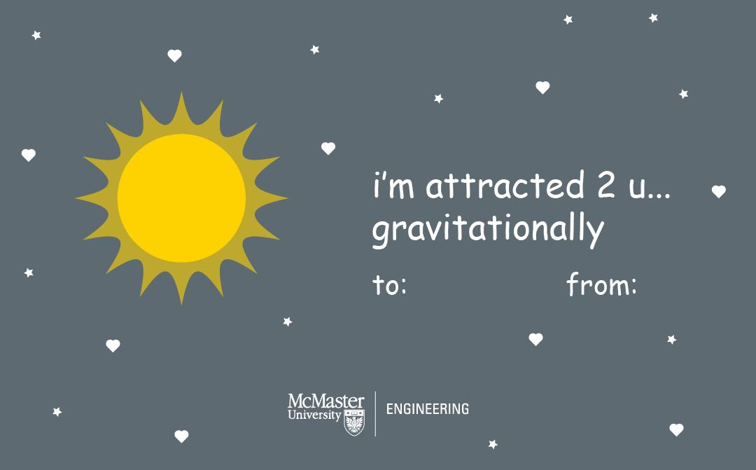 Our friends in @McMasterEng are clever! | #EngPuns #ValentinesDay