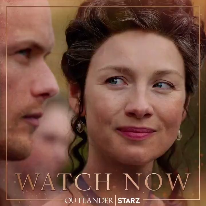 Replying to @STARZPR: We made it, @Outlander_STARZ fans! #Droughtlander is officially over!! 😭😭