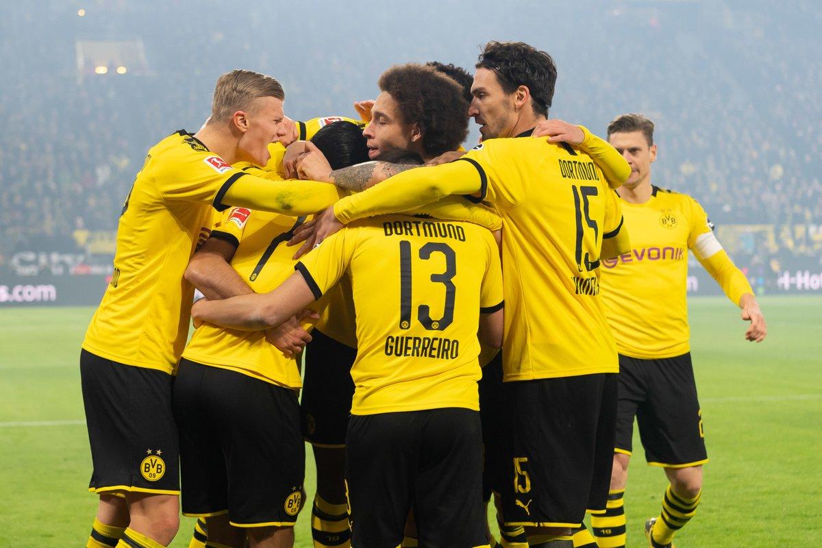 Dortmund vs Frankfurt Highlights, 14/02/2020