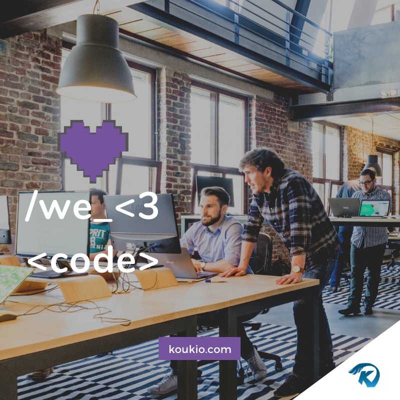 My love for you has no bugs, only features!http://koukio.com   info@koukio.com #HappyValentinesDay #Valentinesday #valentines #Software #CustomSoftware #Technology #TechnologyRocks #tech #programming #programmers #programmerslife #coder #coderlife #coderpowerpic.twitter.com/Xy176NWLGa