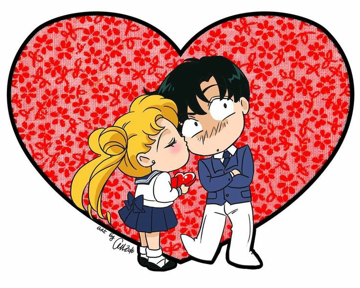 Surprise your partner every day Make her understand how much you love her and she will amaze you too  Each day is Valentine's day  #UsagiTsukino #MamoruChiba #MamoUsa #SailorMoon  #SanValentino  #ValentinesDay  Credits to the artistpic.twitter.com/z0UGxoKPNT