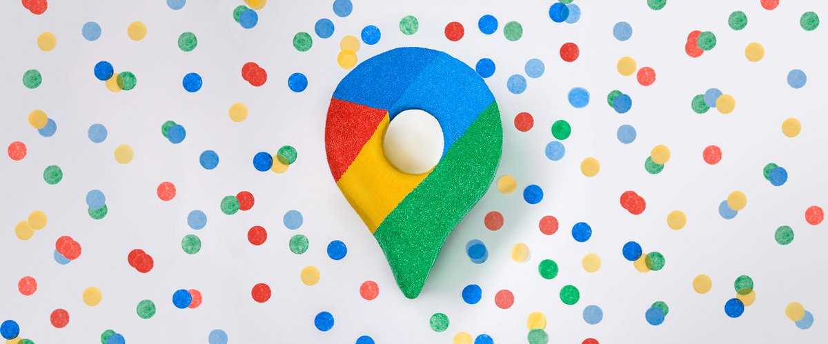 Geotel On Twitter Did Your Maps App Icon Recently Change Google Maps Is Now 15 With New Features Check Out What S In Store For The Next 15 Years Googlemaps Google Maps Googlemaps