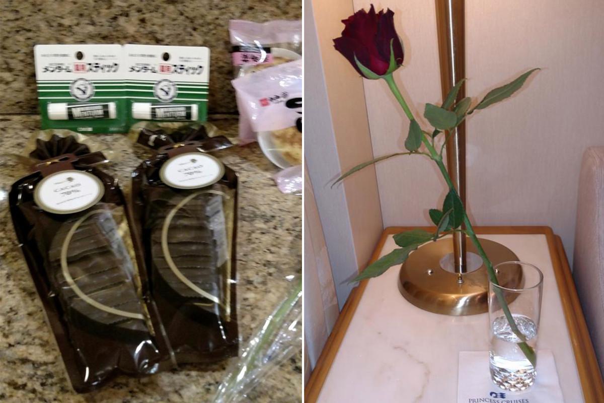 diamond-princess-passengers-given-valentines-day-gifts-amid-coronavirus-outbreak Photo