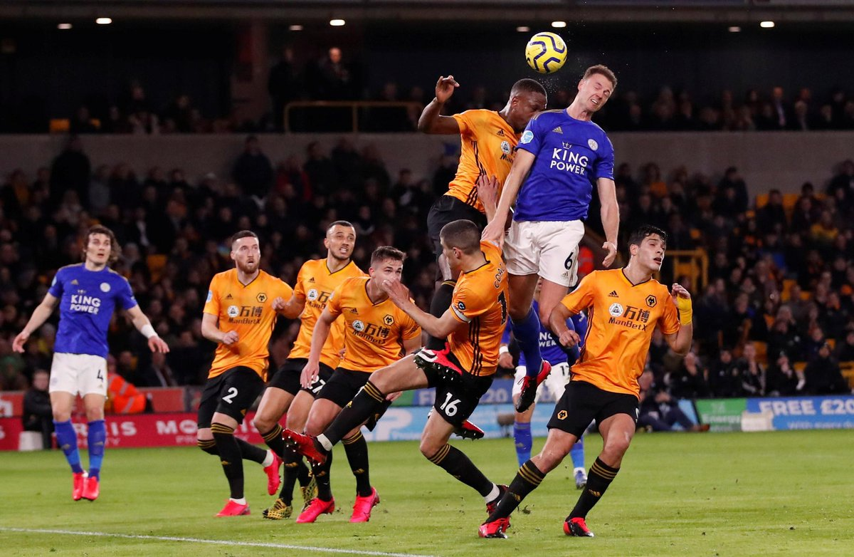 Xem lại Wolves vs Leicester City Highlights, 15/02/2020