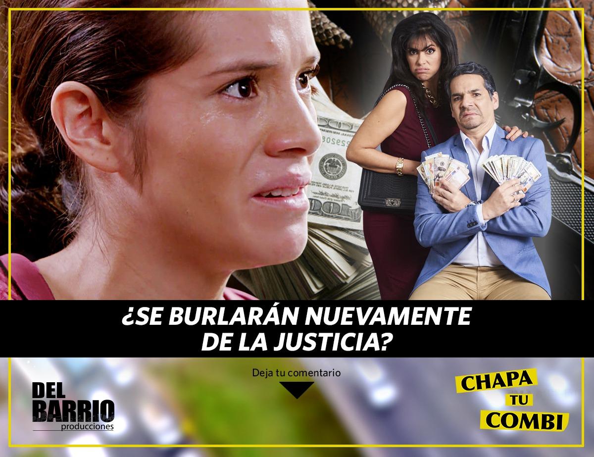 Kimberly se convertirá en la nueva esperanza para hacer justicia, esperando que los Zorrilla paguen por sus delitos #Chapatucombipic.twitter.com/awvKFl9M5B