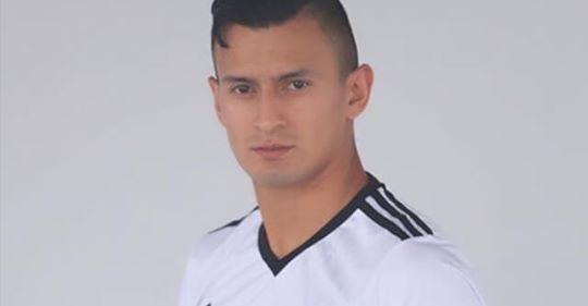 Angellot Caro, el 'James' del fútbol sala en Colombia https://t.co/KnM3zS3lvA  #GenteConCancha https://t.co/SzRQYTosE2