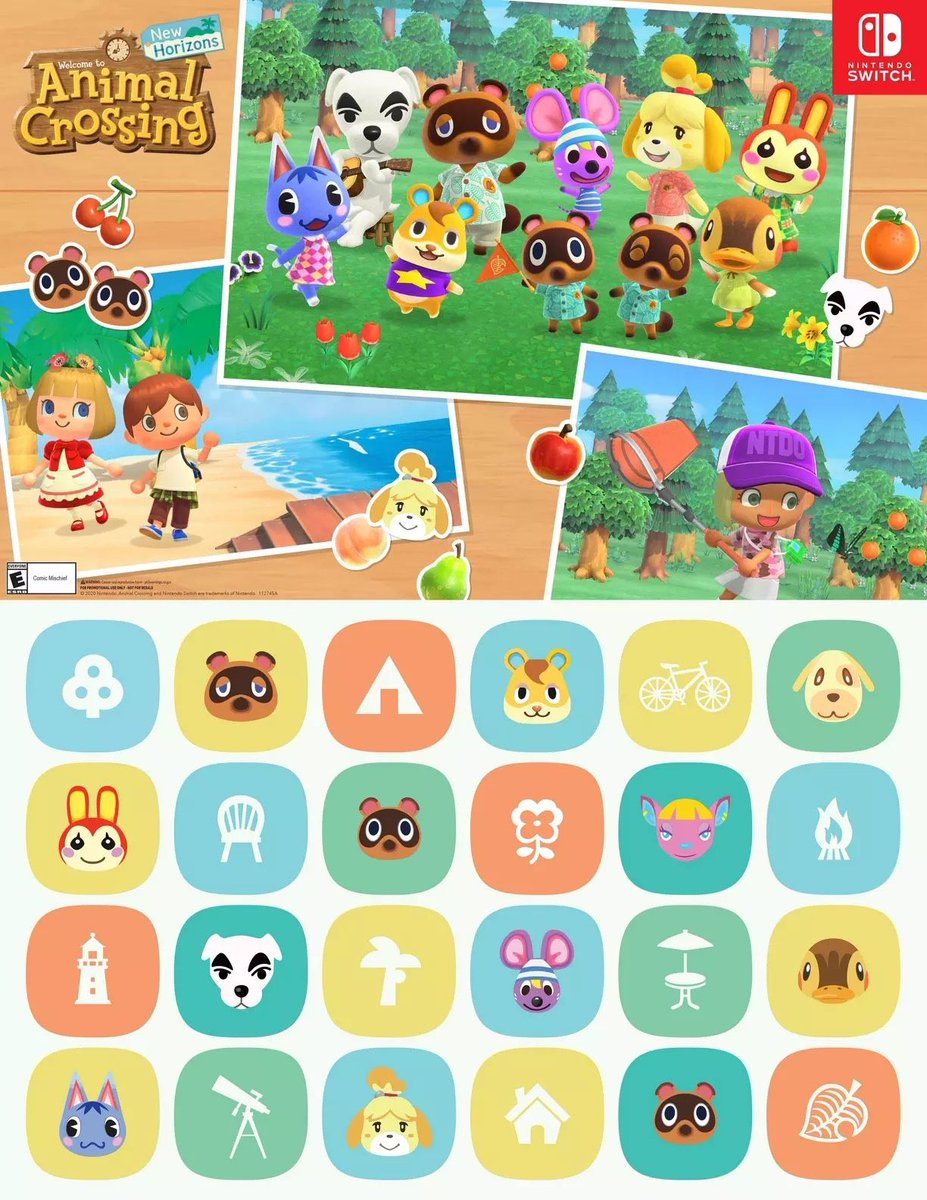 Animal Crossing World On Twitter Gamestop Us Has Announced Their Animal Crossing New Horizons Pre Order Bonus At Last Get A Double Sided Poster While Supplies Last Quantities Are Extremely Limited Pre Order