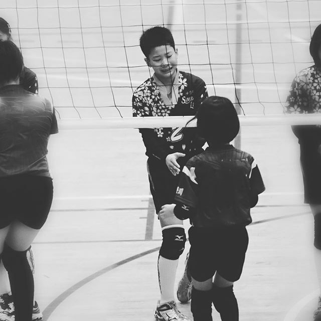 Cried at the end #volleyball #volleygirls #instavolley #volleygram #mydaughter #スポ少 #神奈川県pic.twitter.com/2rl7PeyRFv