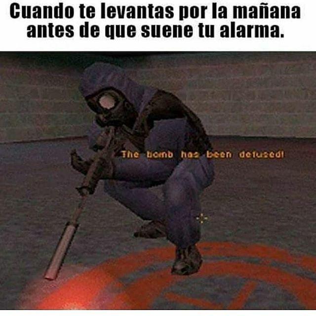 """La bomba ha sido desactivada"" para los que no sepan inglés. :vvv . . . #memes #momos #momazos #momasos #momos_4k #momosshidos #momosespañol #memesespañol #memesenespañol #momosenespañol #momasosprros #momazosenespañol #memesderisa #risas #memesespaña #memesargentina #memesc…pic.twitter.com/e863Ykeg8t"