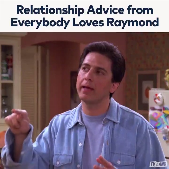 Image for the Tweet beginning: Happy #ValentinesDay from #EverybodyLovesRaymond! Watch