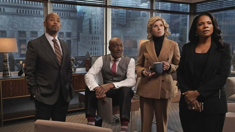 'The Good Fight' Season 4 Gets Premiere Date On CBS All Access: #TheGoodFight #ChristineBaranski #DianeLockhart #Season4 #CushJumbo #AudraMcDonald #DelroyLindo CBS All Accesswill premiere the fourth season ofThe Good Fightstarring Christine Baranski… http://dlvr.it/RQ3yBkpic.twitter.com/fm7A53xLPG