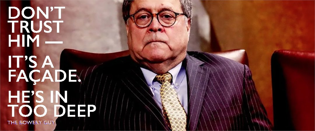 salon HEATHER DIGBY PARTON FEBRUARY 14, 2020 1:30PM (UTC) ---------------------------------- Bill Barr is trying to tamp down open rebellion in the Department of Justice. That won't make his boss happy.