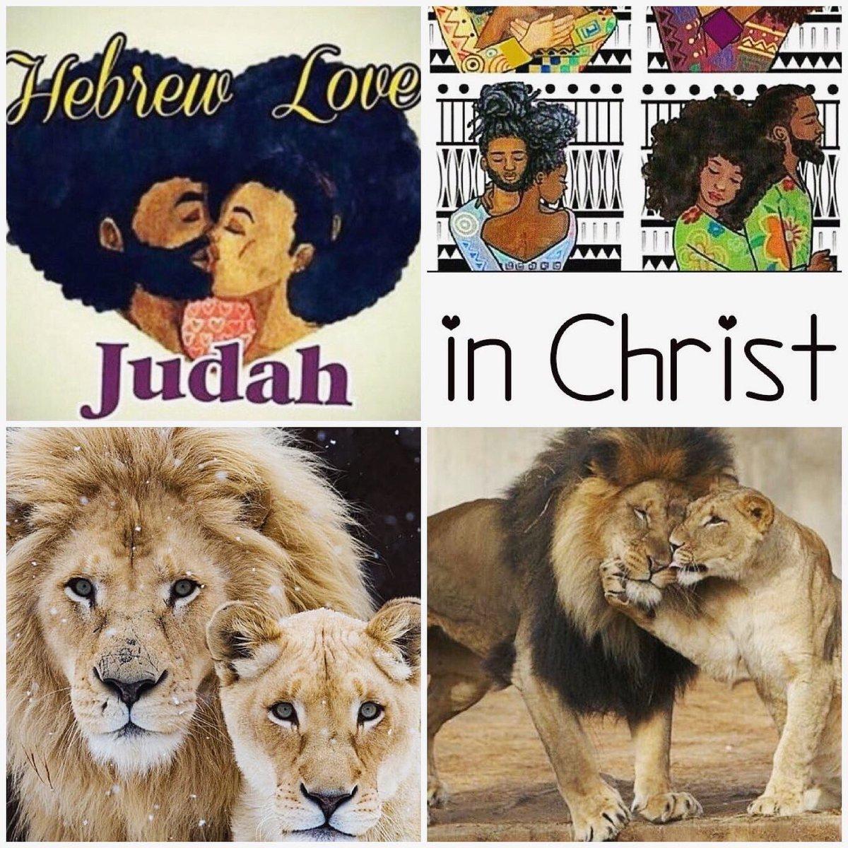 #HebrewLove #Judah #OneInChrist #Yahawashai #Yahawah #OneLove #DivineOrder #Righteousness #TheWayItShouldBeDone #Head #Rib #Alpha #Lioness #NeedMine #Patience #Meek #Humble #Modest #Powerfulpic.twitter.com/dEg8Rhxokq