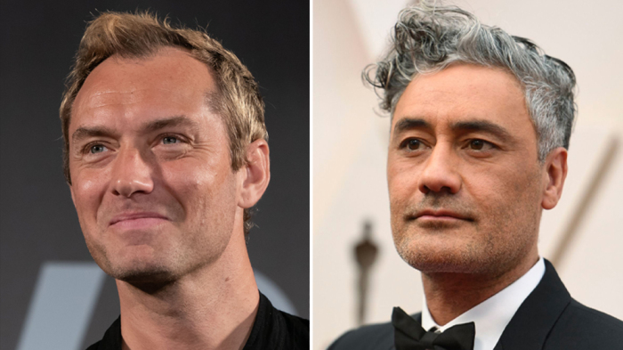 jude-law-taika-waititi-team-on-showtime-limited-series-the-auteur Photo