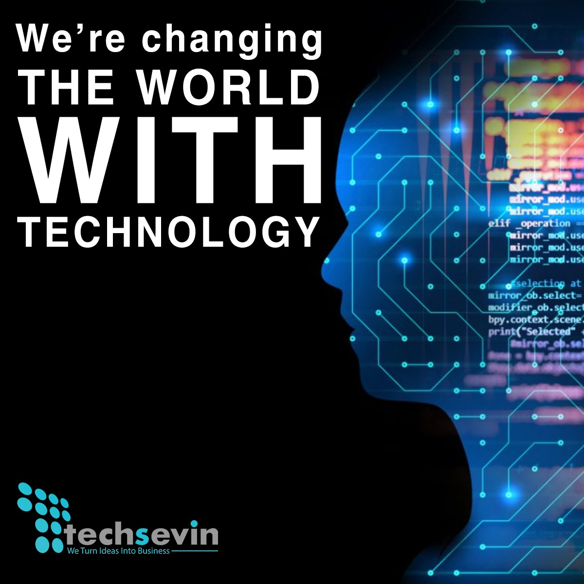 """We're changing the world with technology""  #TechSevin #corporatelife #corporatehumor #ceolife  #technologyrocks #technochangedmylife #tech #world #technoworldpic.twitter.com/91fLARpl94"