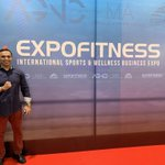 Image for the Tweet beginning: Day 1 of @ExpofitnessCol was