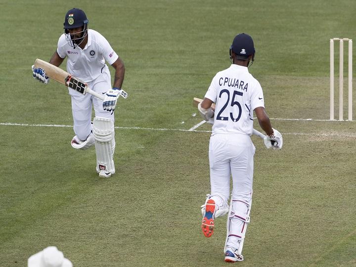 #HanumaVihari प्रैक्टिस मैच में हनुमा ने बचाई टीम इंडिया की लाज, कहा- 'किसी भी नंबर पर बल्लेबाजी करने के लिए तैयार हूं'https://www.wahcricket.com/news/no-one-has-asked-me-but-ready-to-open-if-needed-hanuma-vihari-145027…
