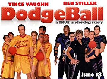 """""""If you can dodge a wrench, you can dodge a ball..."""" And with that, a classic is born! Few movies are funnier than 2004's #Dodgeball. The best part of our #SportsFlixFriday #POTD are the little things like #ESPNTheOcho! But it's @AlanTudyk & #RipTorn who steal the show!pic.twitter.com/S9x2avVGsm"""