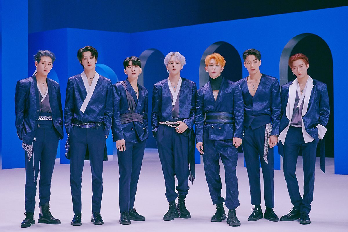 @TIME @OfficialMonstaX My seven Kings ✨💖💕💕 #MonstaXYouGotMBB #남은_평생동안_여기에_있을게  @OfficialMonstaX @Epic_Records #AllAboutLuv