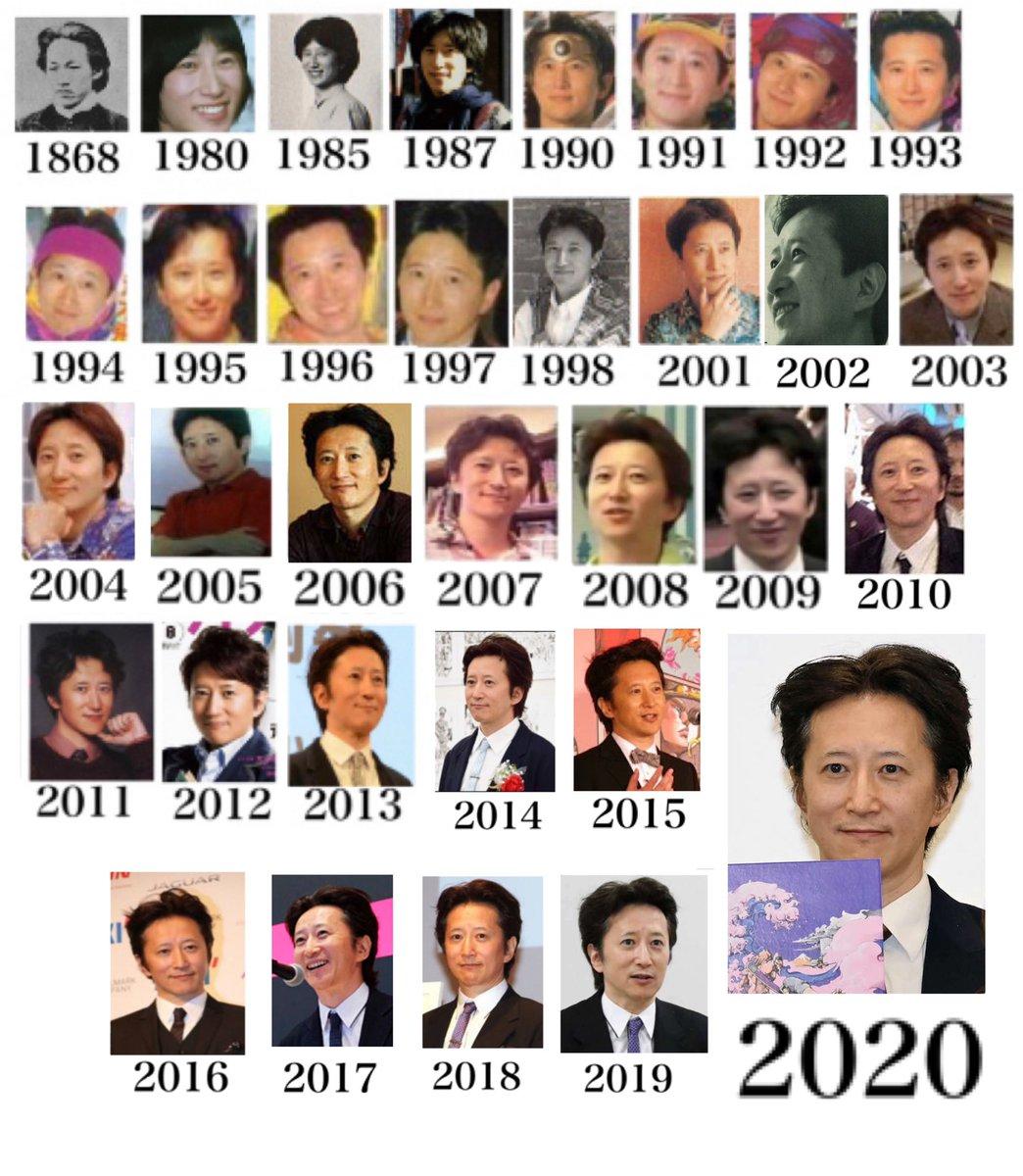 荒木飛呂彦先生の比較表2020年版を作りました