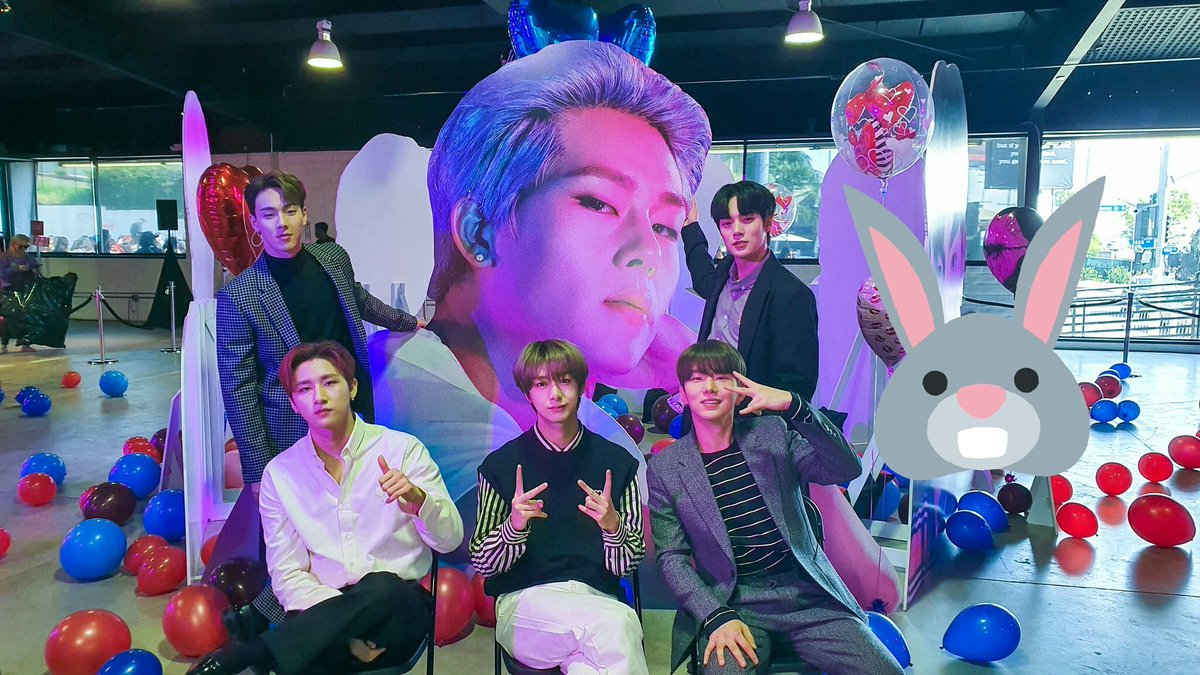 @OfficialMonstaX KINGS