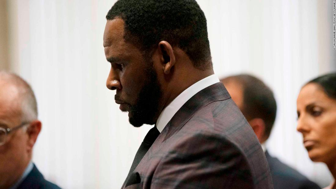r-kelly-is-facing-new-allegation-of-sexual-abuse-of-a-minor-in-revised-federal-indictment Photo