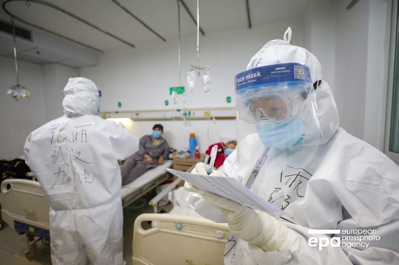Novel coronavirus death toll in China reaches 1,523  https://tass.com/society/1120399