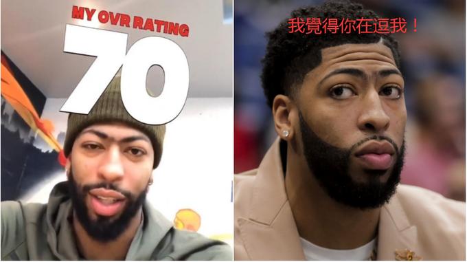 NBA球星攝影測出能力值!一眉哥94變70很不滿,一人測出99分太開心了!