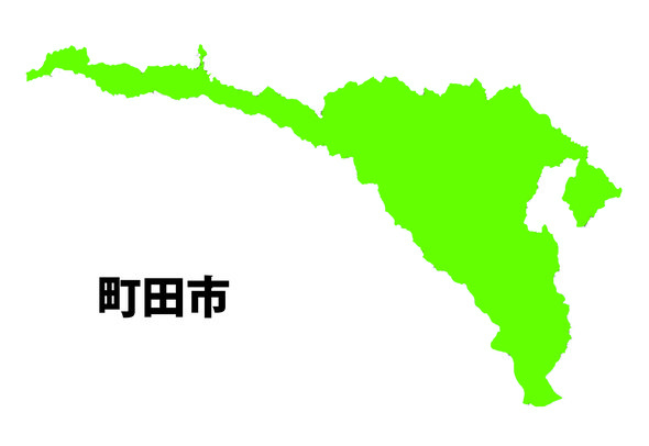 """理表 Twitterissä: """"町田市とガリツィアって、なんか似てなくない? 形 ..."""